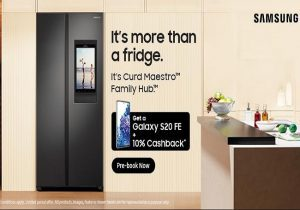 Samsung introduces Curd Maestro to IoT enabled family hub, SpaceMax refrigerators; brings 845L side-by-side with home bar