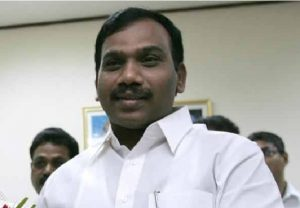 EC bars A Raja from campaigning for 48 hours, issues notice to Himanta Biswa Sarma