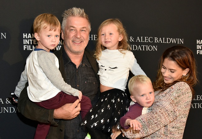 Alec Baldwin welcomes 6th child with wife Hilaria in less ...