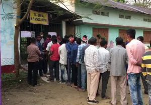 Assam elections: State records 37.06% turnout till 1 pm in first phase voting