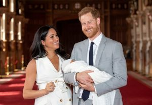 Meghan Markle, Prince Harry welcome daughter Lilibet Diana