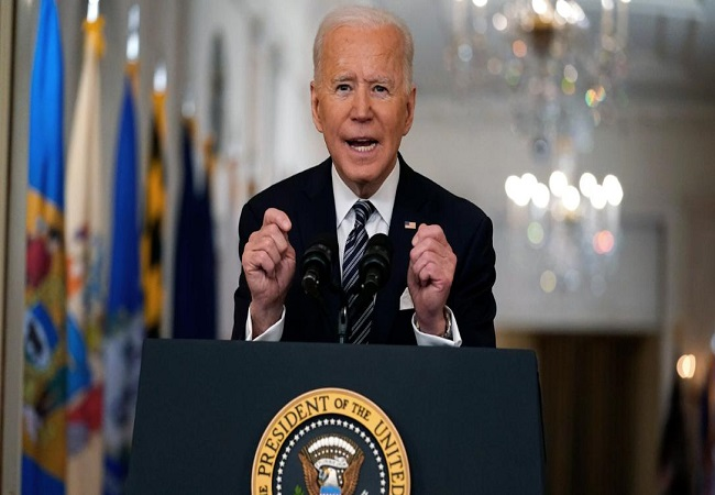 Covid-19 deaths in US worse than World War I, II, Vietnam, 9/11 combined: Biden