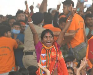 PM Modi in Kanthi: Glimpses of massive support for BJP in West Bengal; See Pics