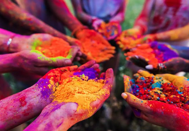 Holi colours tips: How to make perfect homemade natural colours
