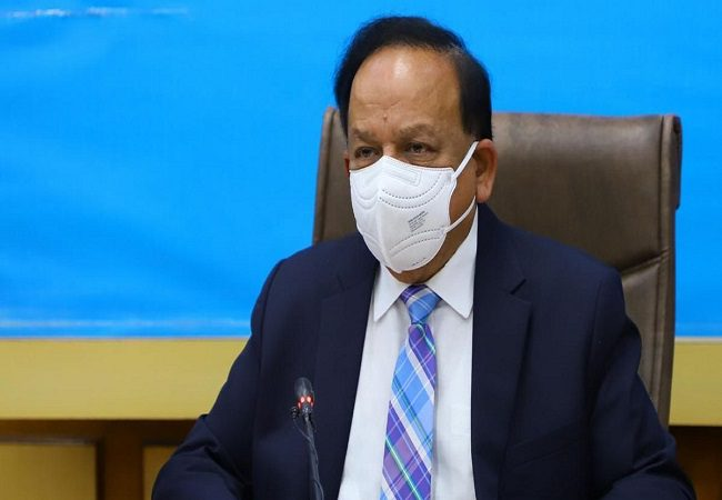 Seven vaccines candidates in clinical trials, says Harsh Vardhan