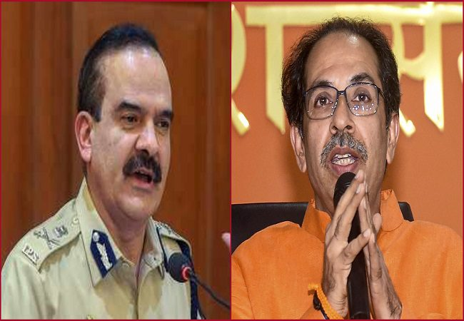 As Uddhav govt removes Parambir Singh from Mumbai PC; This is how netizens reacted