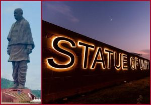 Glimpses of Statue of Unity as it crosses 5 million visitors | See Pics