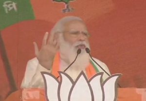 PM Modi in Kolkata LIVE: Bengal wants 'shanti', 'sonar Bangla', 'pragatisheel Bangla', says Prime Minister at Brigade Parade Ground