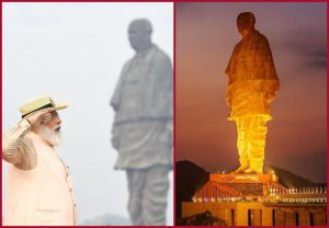 'Statue of Unity in Kevadia is a must visit': PM Modi on 182-metre tall statue of Sardar Vallabhbhai Patel