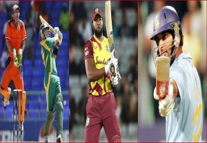 Sri Lanka vs West Indies: Pollard smashes 6 sixes on 6 balls, these 7 cricketers have done it before