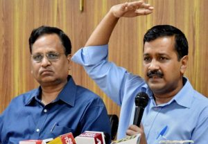 Satyendar Jain says Pandemic nearing endemic in Delhi, when positivity rate rises to 0.31 pc