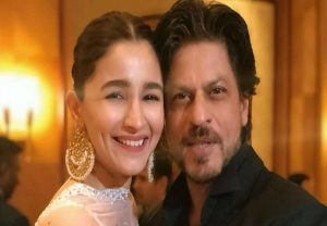 SRK announces Alia Bhatt's debut as producer in dark-comedy titled 'Darlings': Yeh comedy thodi dark hai