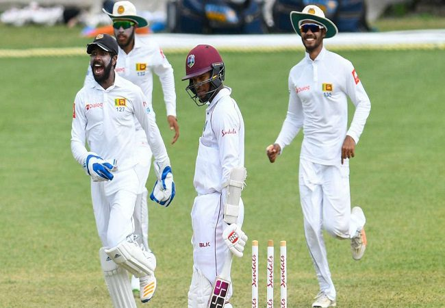 Sri Lanka vs West Indies 1st Test Live Streaming
