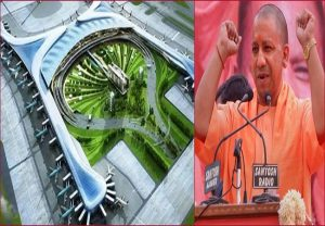 Execution of speed of Jewar airport project reflects new work culture of UP, says CM Yogi