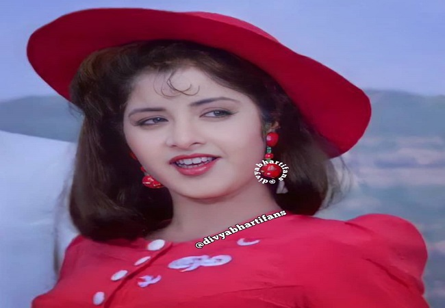Remembering Divya Bharti: 6 Stunning pictures of the actress with grace