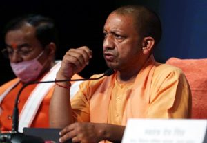 CM Yogi Adityanath's health condition improving, oxygen level normal