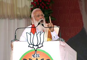 Opposition reduced itself to dynasty club: PM Modi attacks Congress, DMK