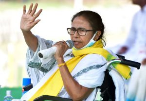 West Bengal Elections: EC issues notice to Mamata Banerjee, seeks explanation on statements against Central forces