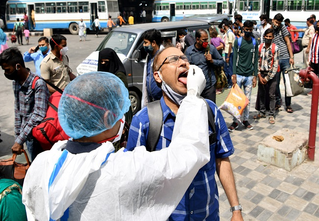 India reports 1,26,789 new cases, highest since Covid outbreak