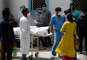 India sees highest single-day toll with 2,767 deaths and 3,49,691 new COVID19 cases in 24 hrs
