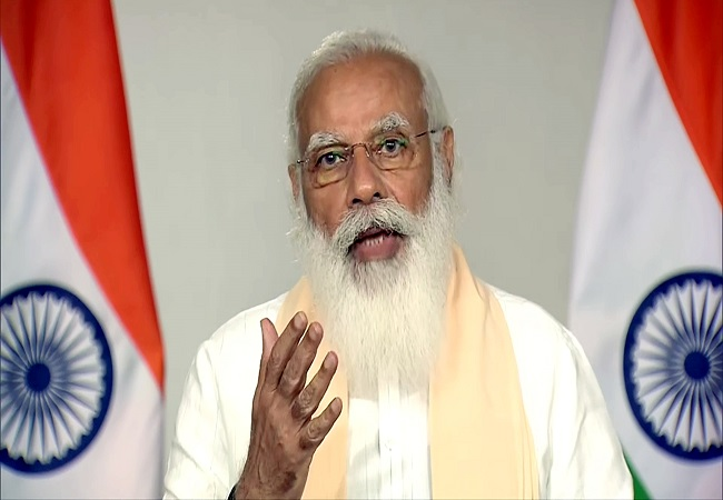 Govt acting with sensitivity, speed to meet increased demand for medical oxygen, says PM Modi