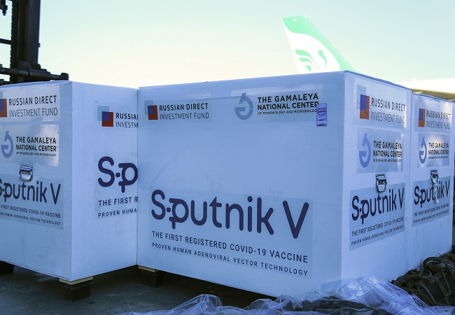 India to get first doses of Sputnik V vaccine by May 1