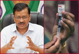 Making all efforts to see that people of Delhi are vaccinated in next 3 months: Arvind Kejriwal