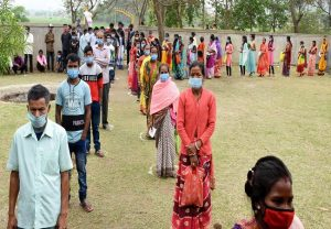Assam Elections 2021: Glimpses from 2nd phase of Assam Assembly polls