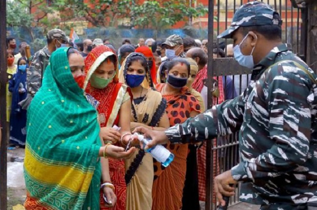 West Bengal elections: Polling in phase IV ends with 76.16% turnout