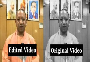 Fact Check: Did CM Yogi use abusive words for cameraperson as alleged in viral video?