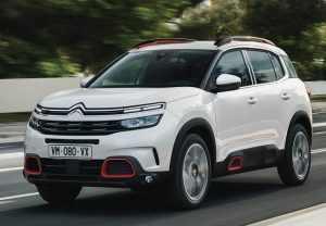 Citroen C5 Aircross Launched: See price, features, mileage