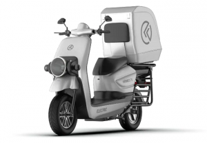 Kabira Mobility Hermes 75 launched, India's first high-speed delivery e-scooter