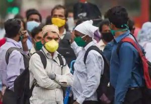 Delhi records biggest single day spike of over 25,000 fresh COVID-19 cases