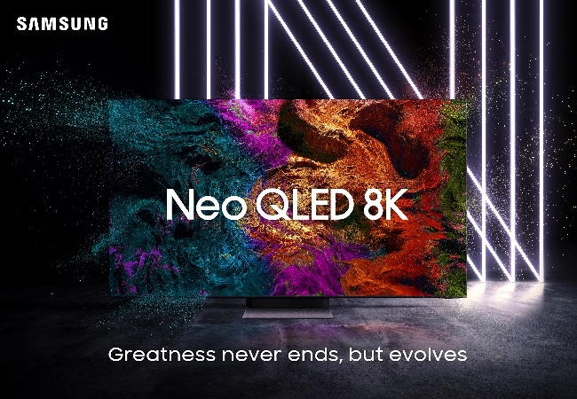 Samsung Brings the Stunning Next-Generation Neo QLED TV to India; Enjoy Luxurious Cinematic Experience & Immersive Gaming at Home
