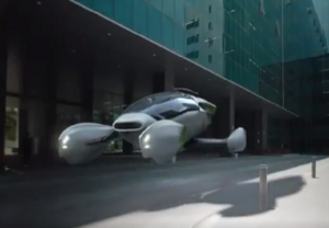 Ola adds flying electric car to their fleet of cars, #OlaAirPro