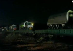 WATCH: 1st 'Oxygen Express' in Andhra to be filled with O2; will carry oxygen to Covid-hit Maharashtra