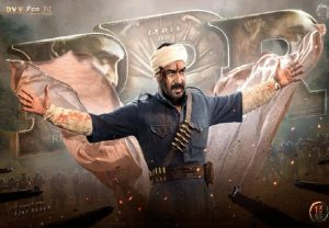 RRR Movie: Ajay Devgan's FIRST LOOK OUT; he looks 'Strong, Resilient and Daring'