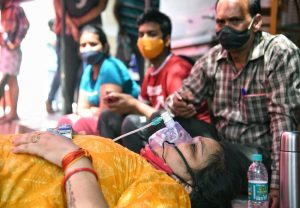 4.14 Lakh fresh cases, 3,915 Deaths: India records highest Covid spike in 24 hrs