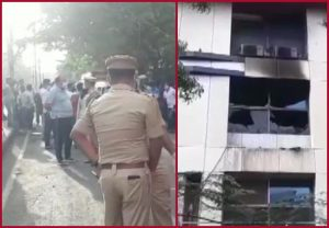 Maharashtra: 13 patients dead in fire at COVID hospital in Palghar