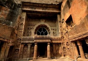 Preserving world-famous Ajanta Cave paintings using AI