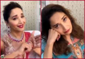 Madhuri Dixit shares gorgeous video of her performing to the viral 'Bajre Da Sitta' trend