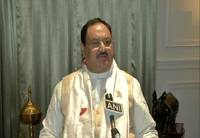 Congress doesn't know 'Lok Sewa', only guarantees 'Ghotala': JP Nadda