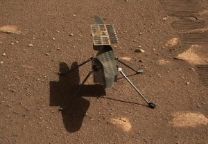 NASA makes history as Ingenuity helicopter successfully flew on Mars