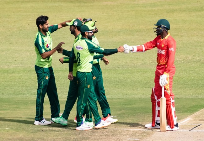 Watch: Zimbabwe vs Pakistan, 2nd T20I live