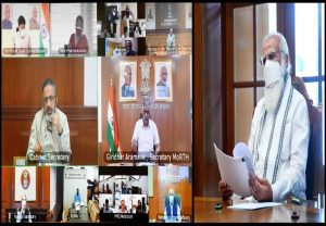 Coronavirus in India: PM Modi chairs high-level meeting to review the oxygen supply across the country
