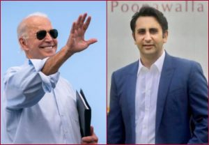 Unite in beating Coronavirus: Adar Poonawalla requests Joe Biden to lift embargo of raw material exports out of US to ramp up vaccine production