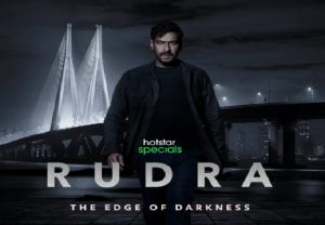 Ajay Devgn to play the titular role of a cop in Rudra-The Edge Of Darkness