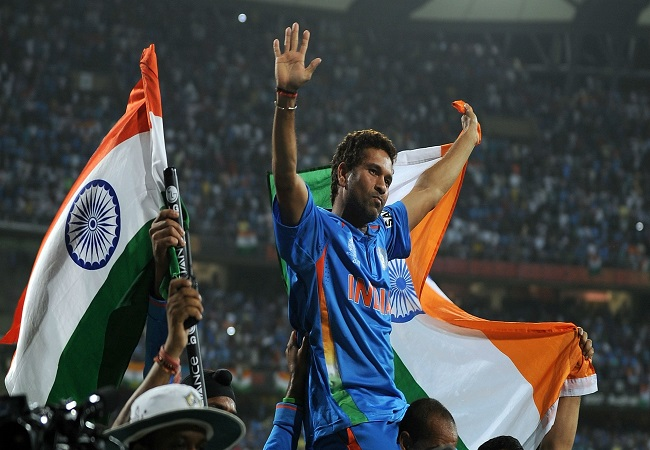 As 'God of Cricket' Sachin Tendulkar turns 48, let's relive his five best WC innings