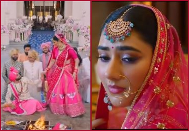 Madhanya Out Now: Rahul Vaidya and Disha Parmar look like 'FAIRYTALE' couple in this wedding song