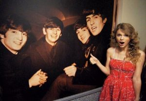 Taylor Swift breaks 54-year-old chart record of 'The Beatles'